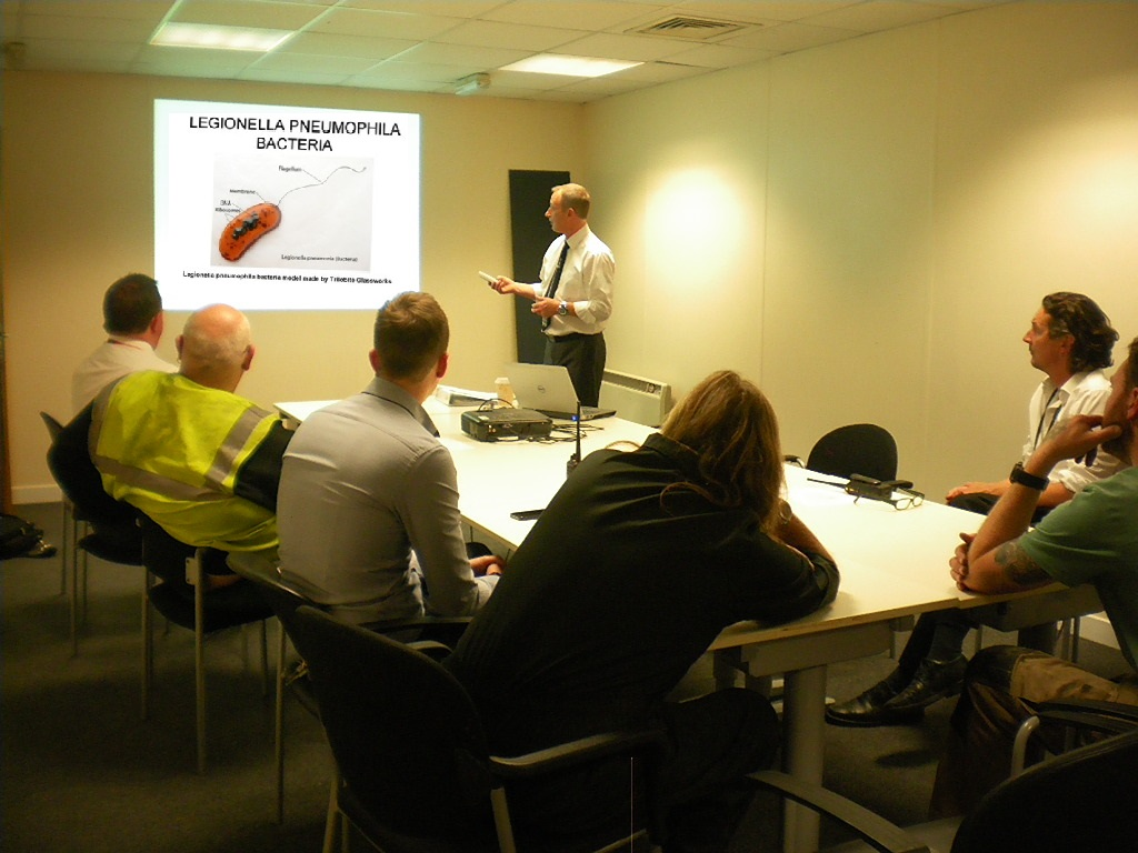 Legionella Awareness Training
