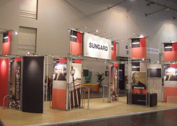 Sungard Exhibition Stand Uk : Jac exhibitions