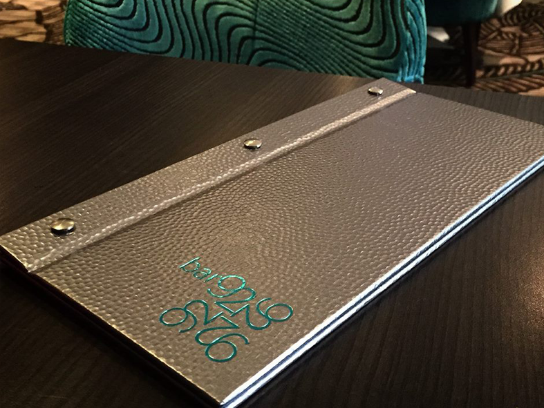 Premium menus at DoubleTree London
