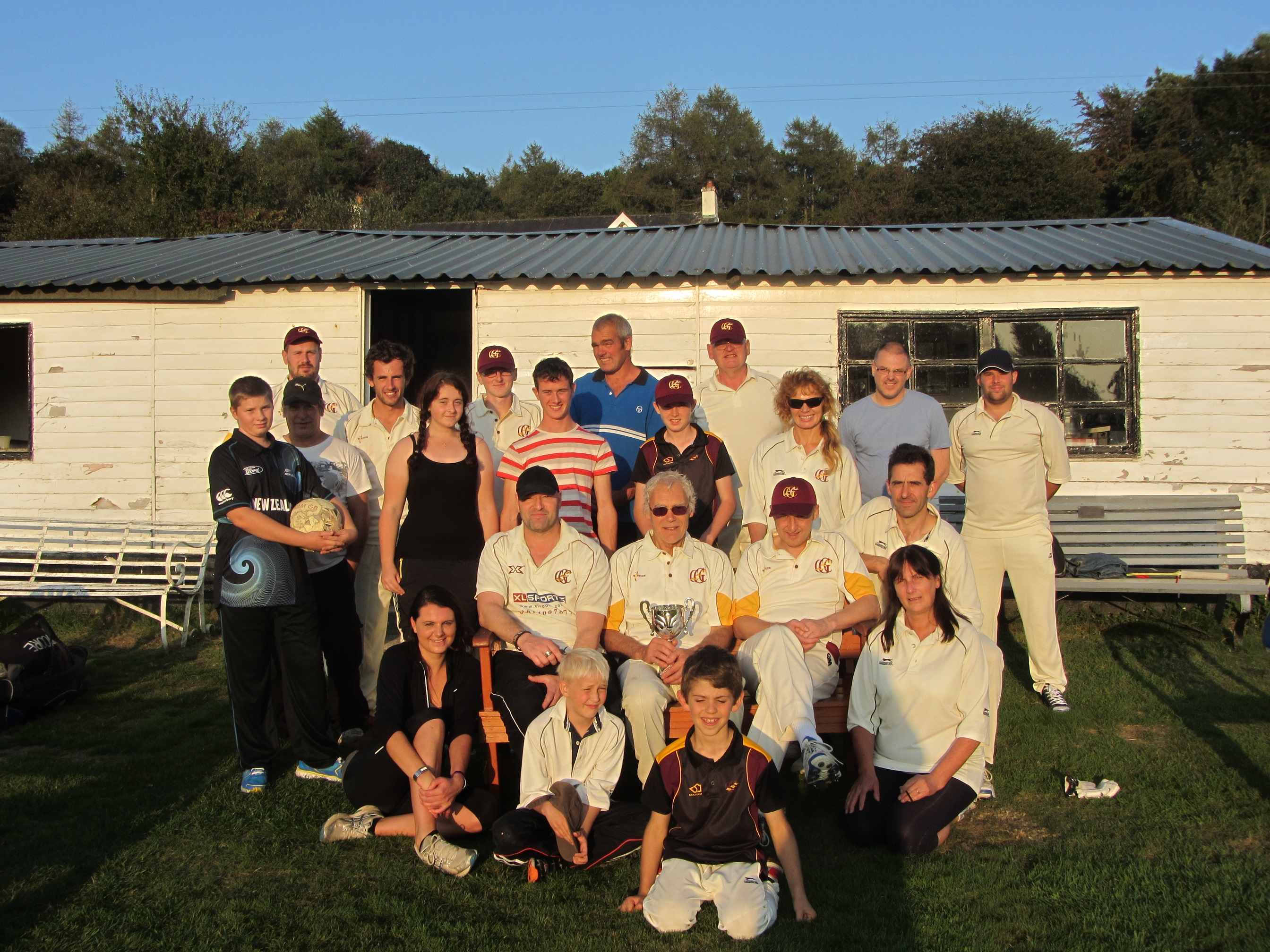 Mixed game September 2014