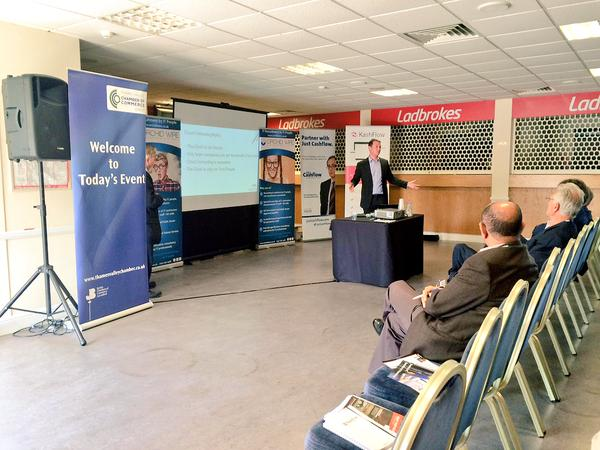 Seminar on Cloud Accounting, Windsor Exhibition