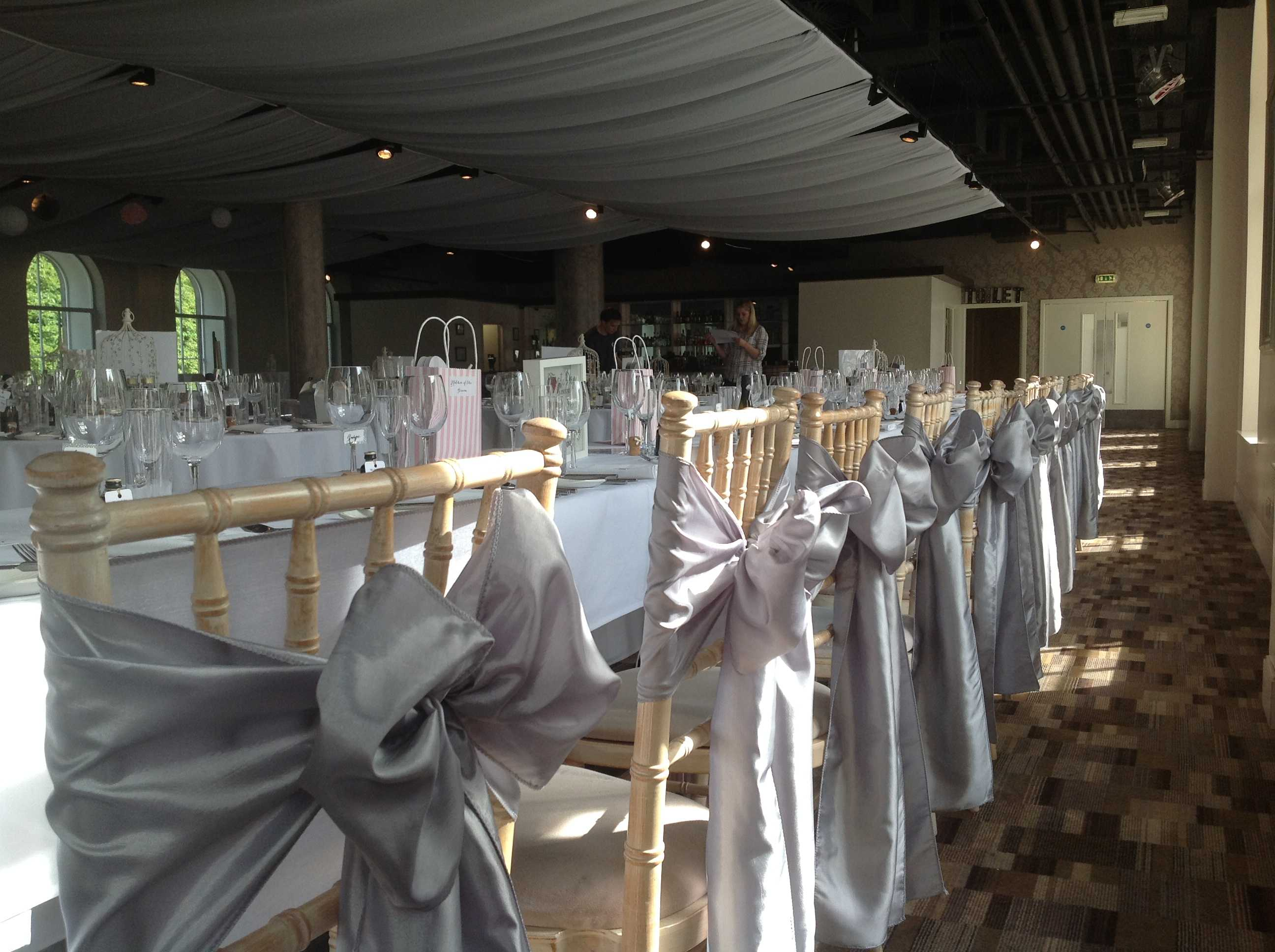 Chair Cover & Sash Hire
