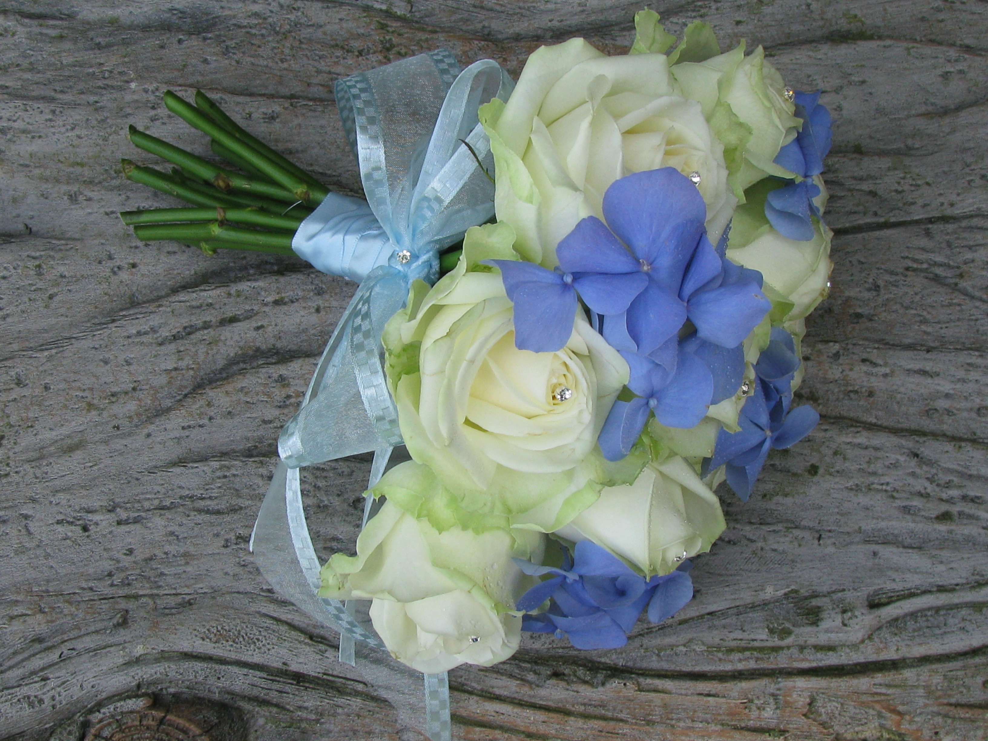 Tied Bouquet