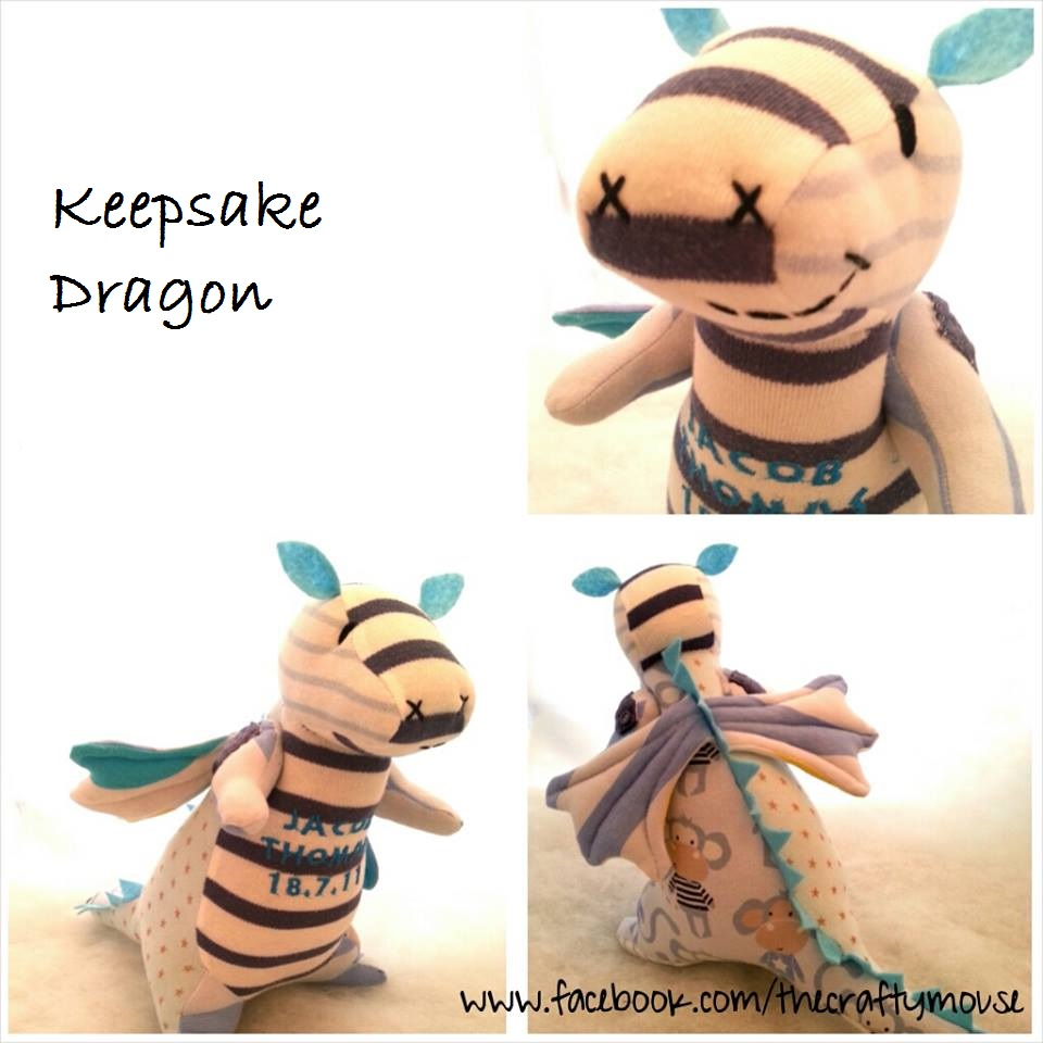 Keepsake Dragon