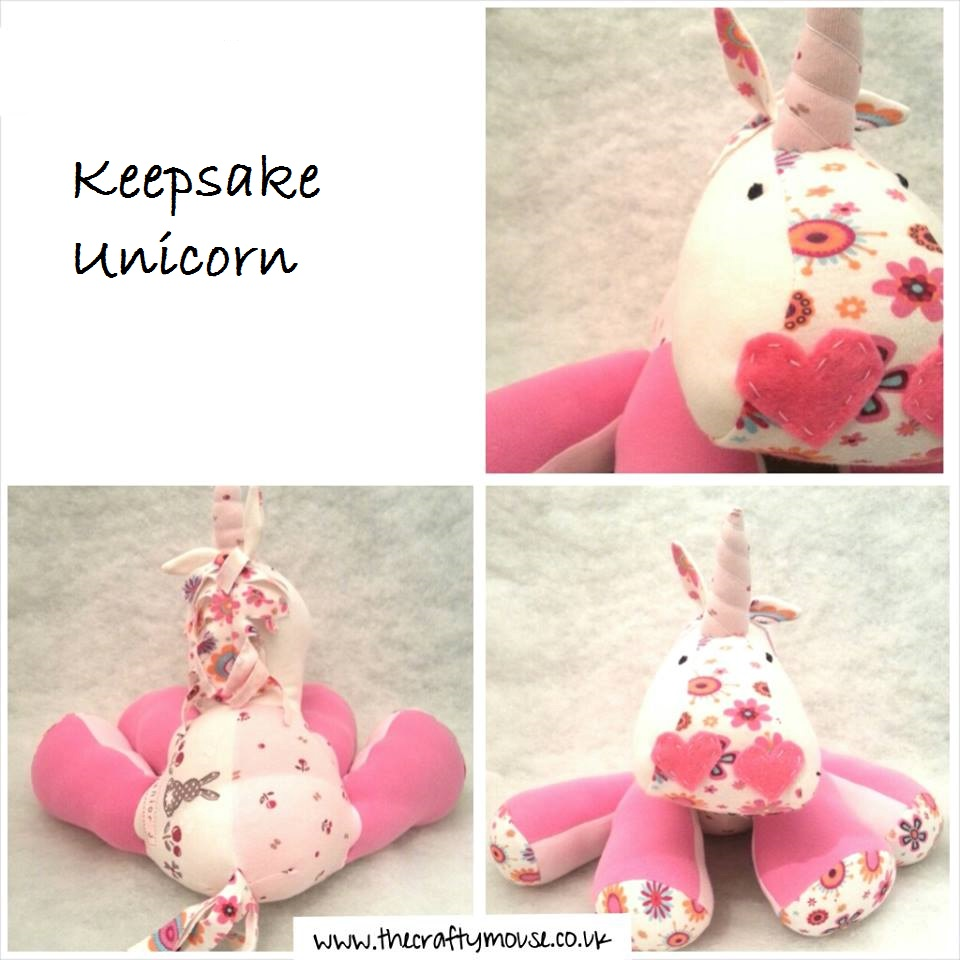 Keepsake Unicorn