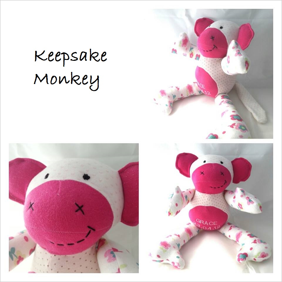 Keepsake Monkey