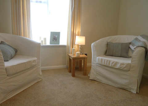 York House therapy room