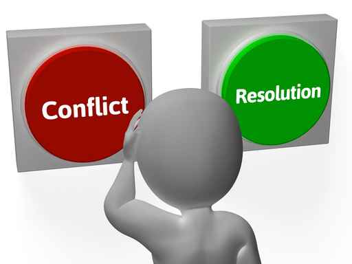 Dealing with Conflict- HR Services Belfast
