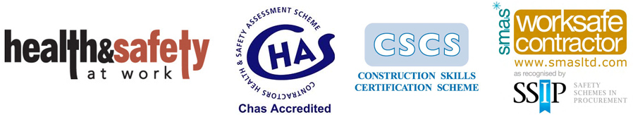 Chas and smas approved contractor