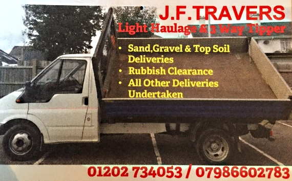 J.F. Travers Light Haulage