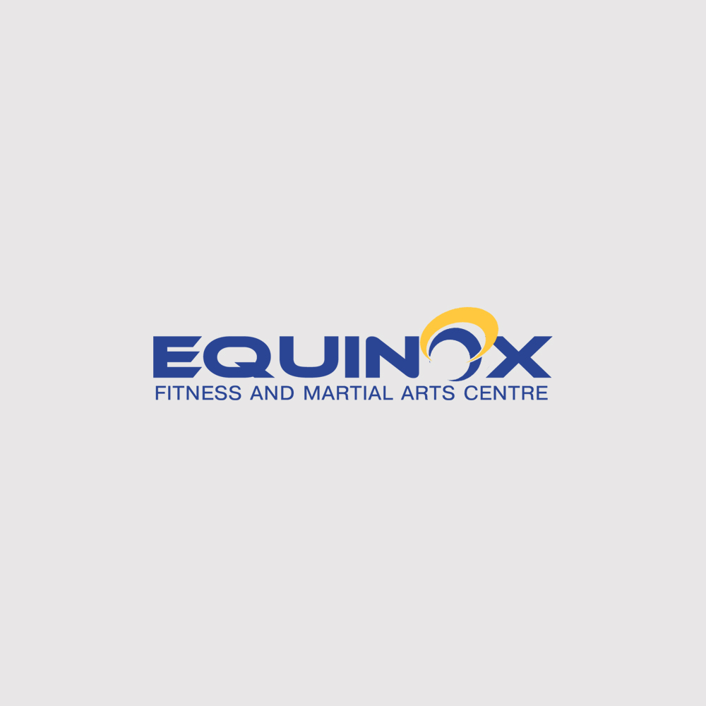 Logo design for Ayr based company: Equinox Fitness and Martial Arts Centre