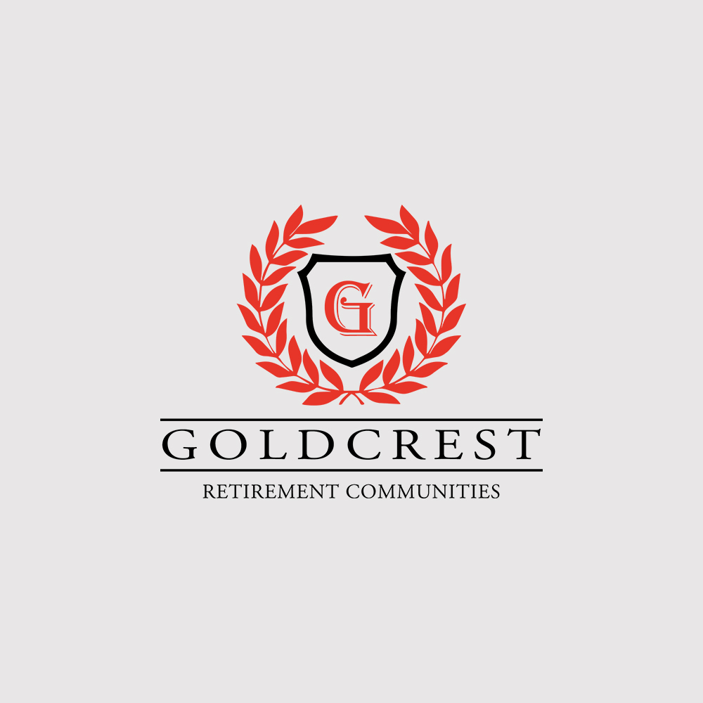 Logo design for Edinburgh based company: Goldcrest Partners