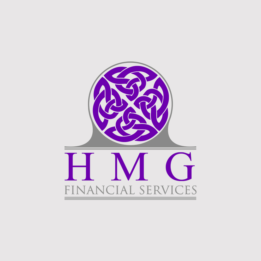 Logo Design as part of a new website and branding for kilmarnock company: HMG Financial Services