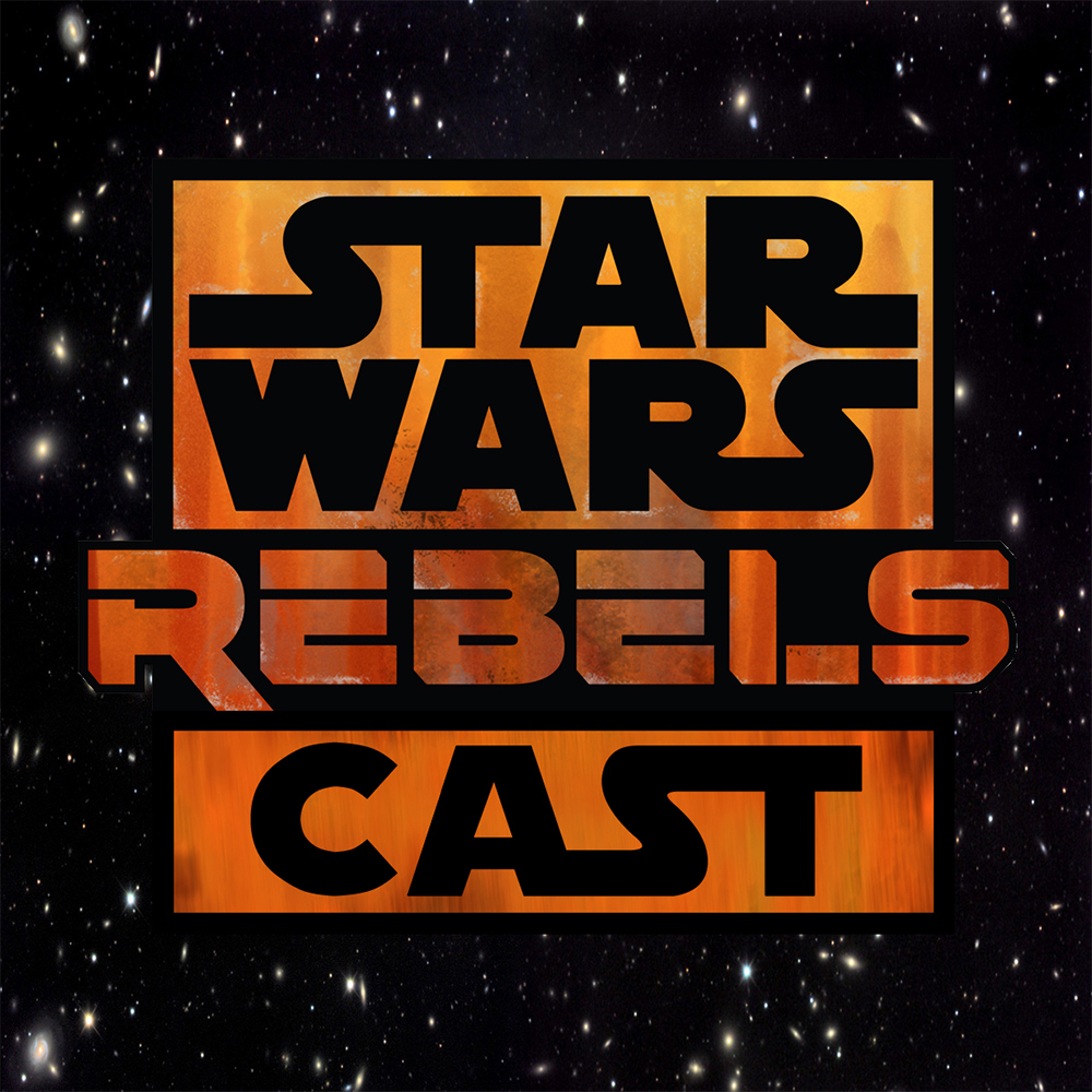 Logo Design for the series Star Wars Rebels' Podcast