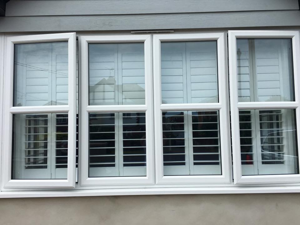 Wooden Window Shutters Cost Plantation Shutters In Essex