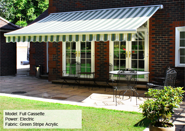 Retractable Awnings In Essex