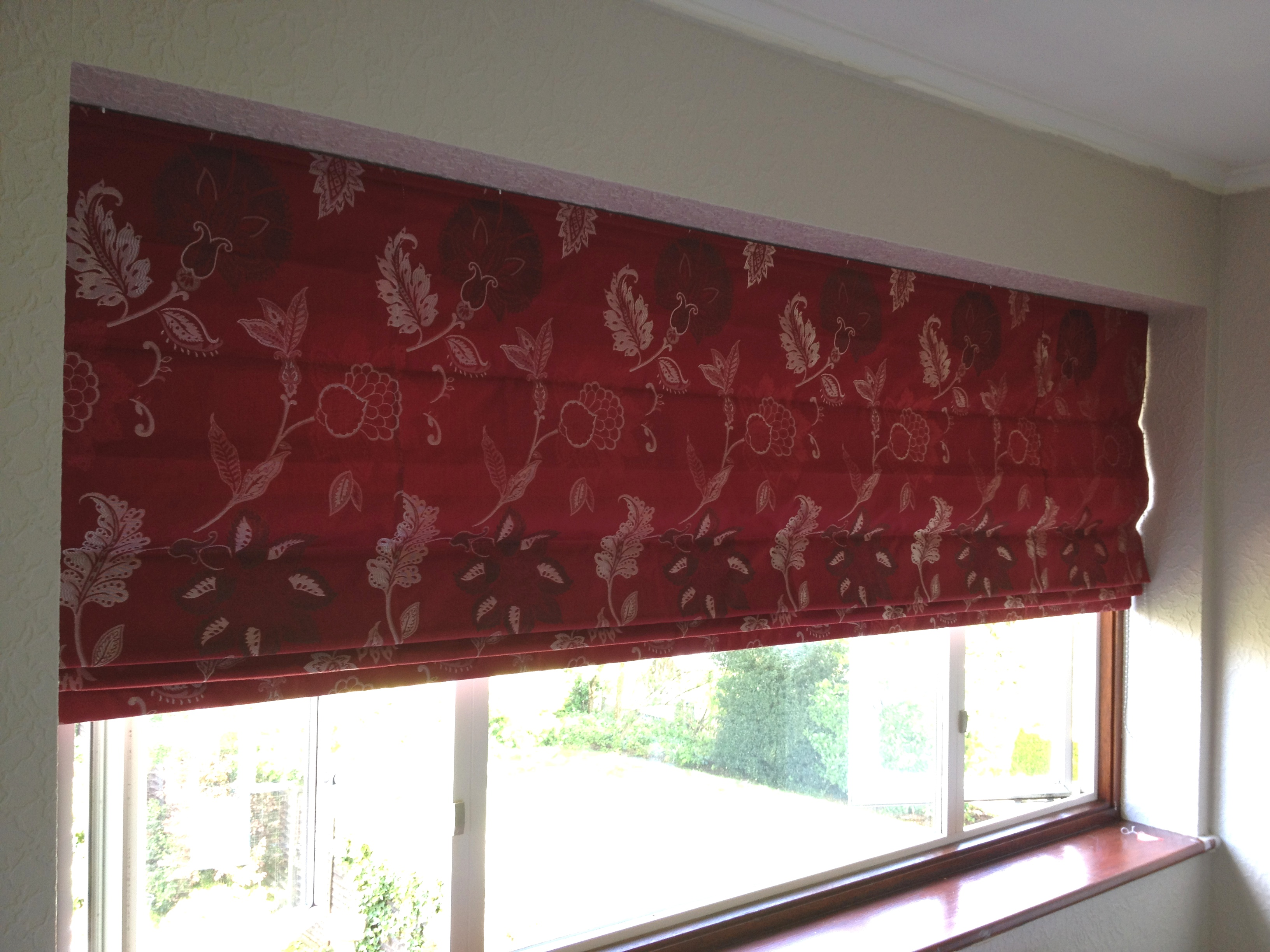 Roman Blinds In Essex Made To Measure Blinds