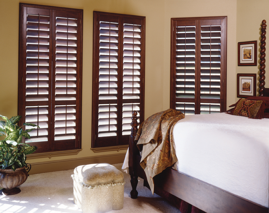 Wood Shutter Blinds