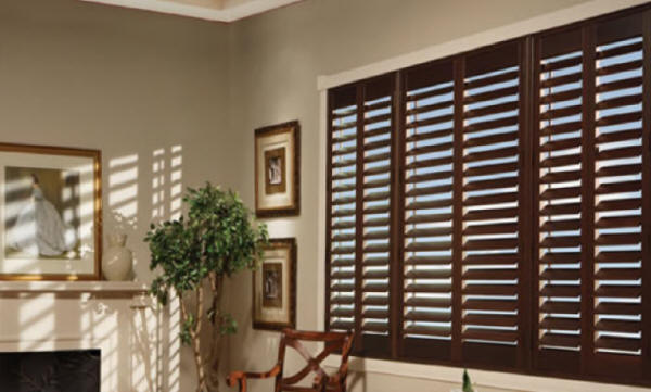 real hardwood shutters a natural timber feel