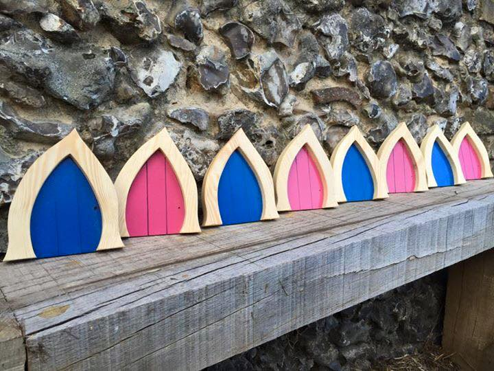 kentish fairy door