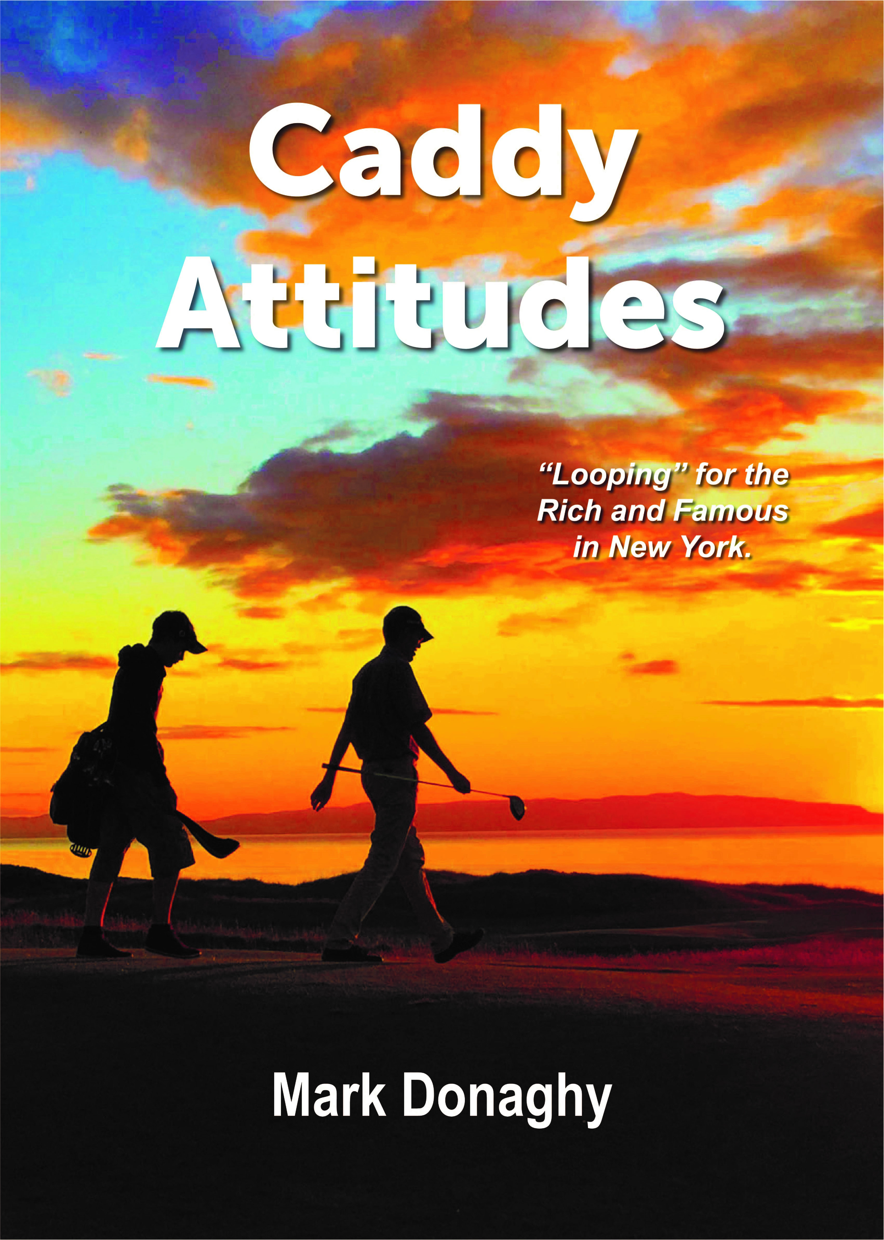 Finally published! Caddy Attitudes is now available for download