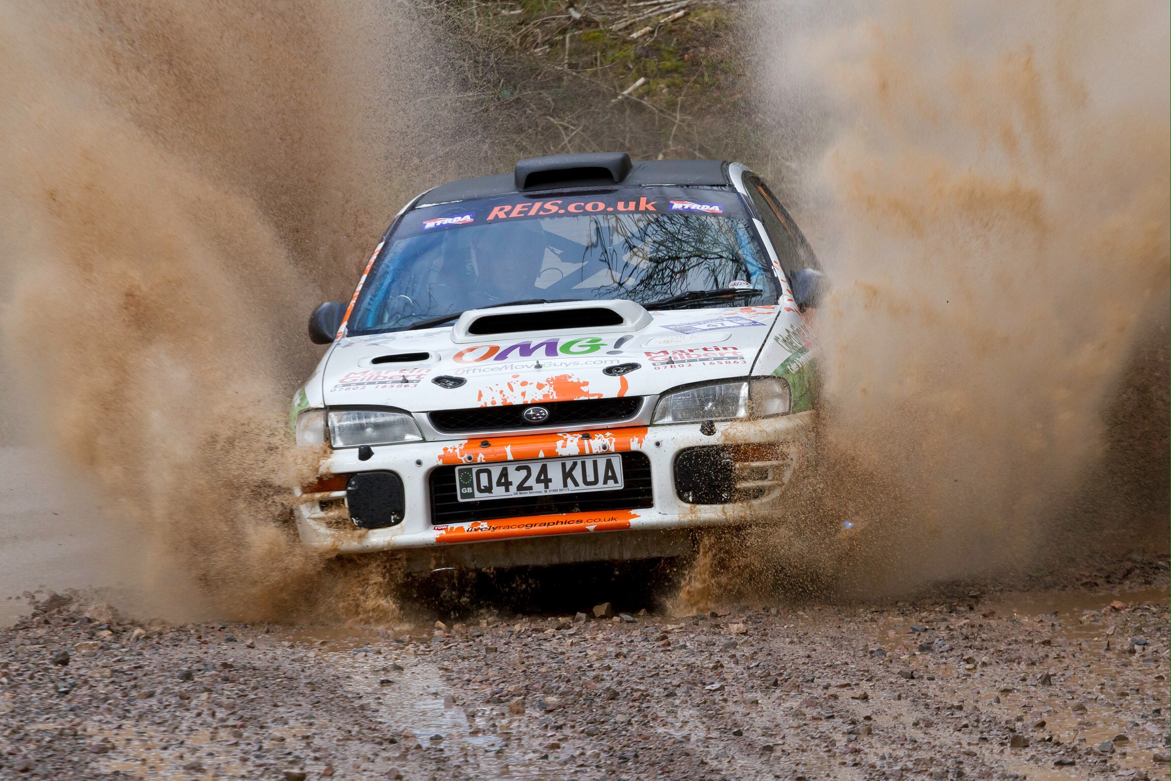 WyeDean Rally 2014
