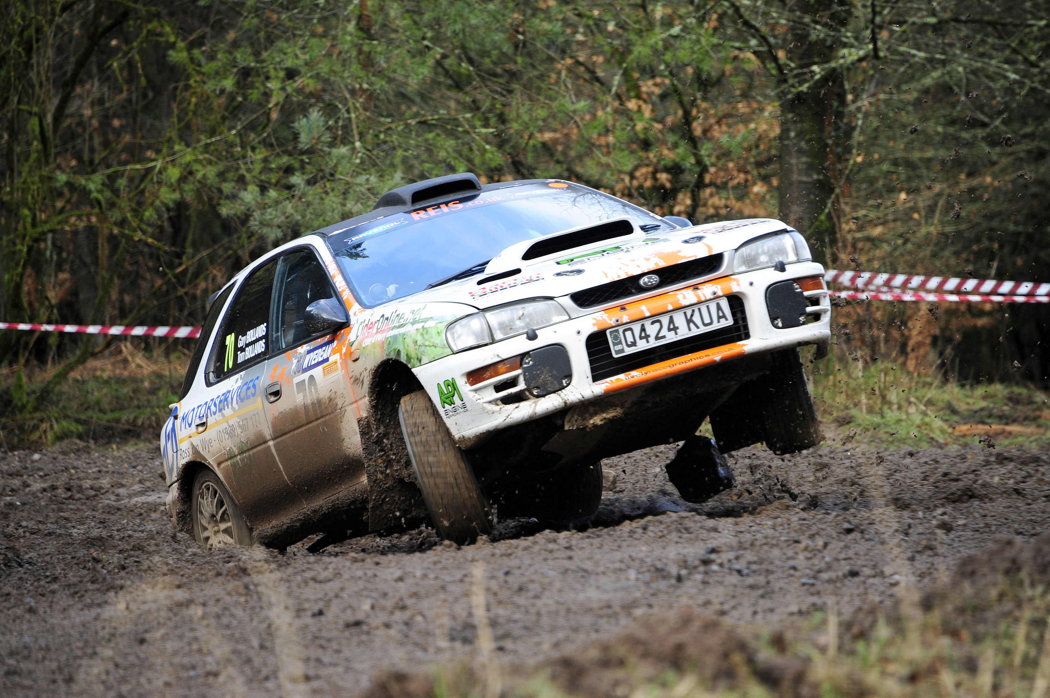 2015 WyeDean Rally