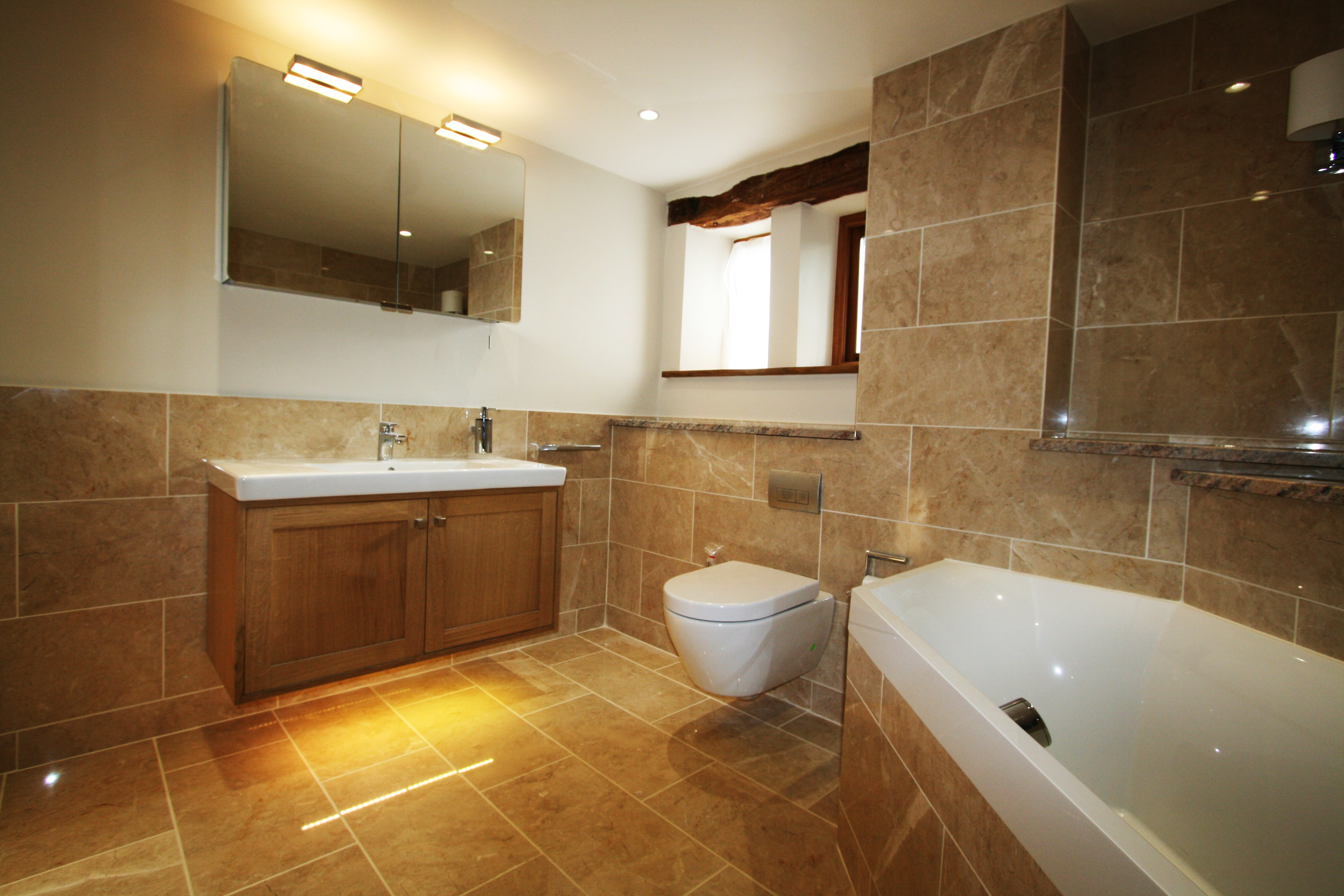 Portfolio for Barn conversion bathroom ideas