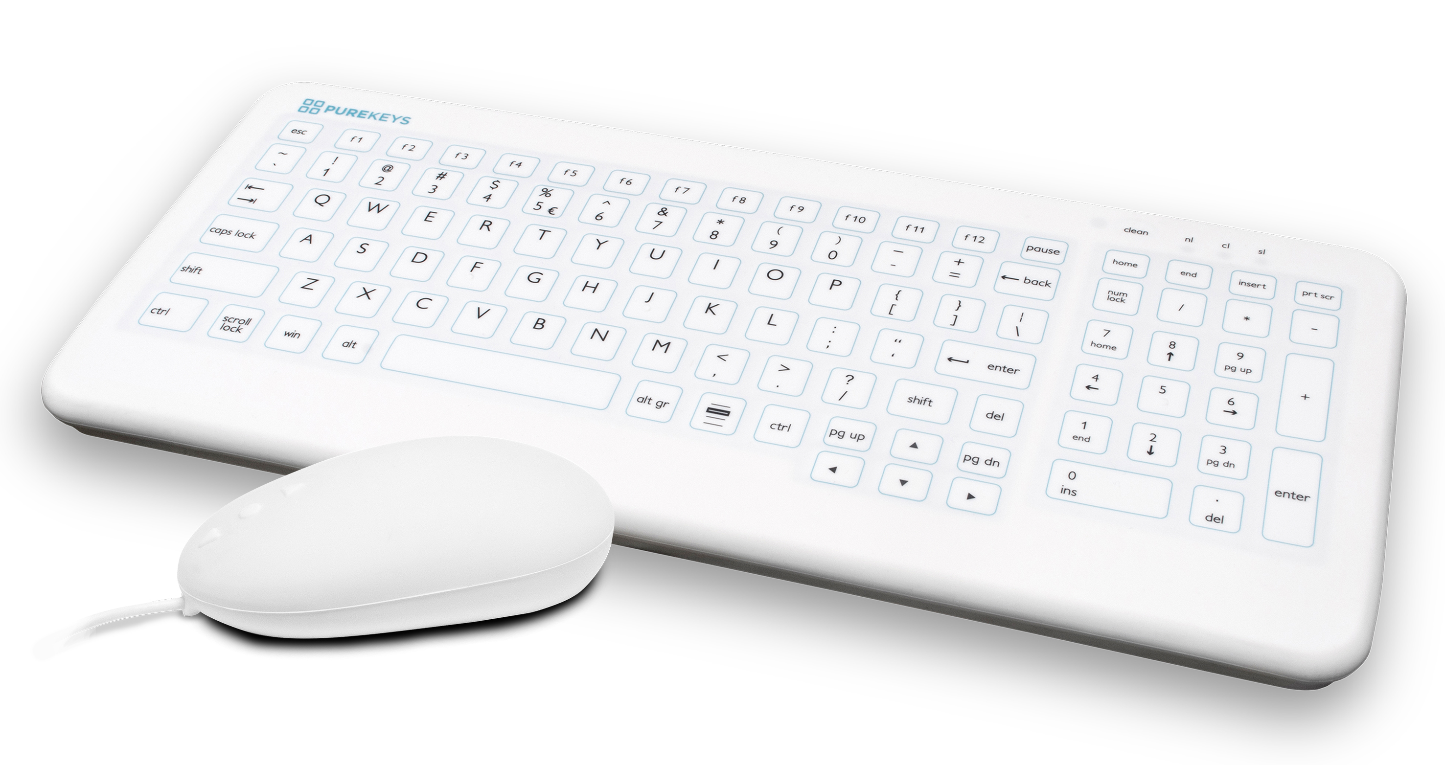 purekeys keyboard and mouse
