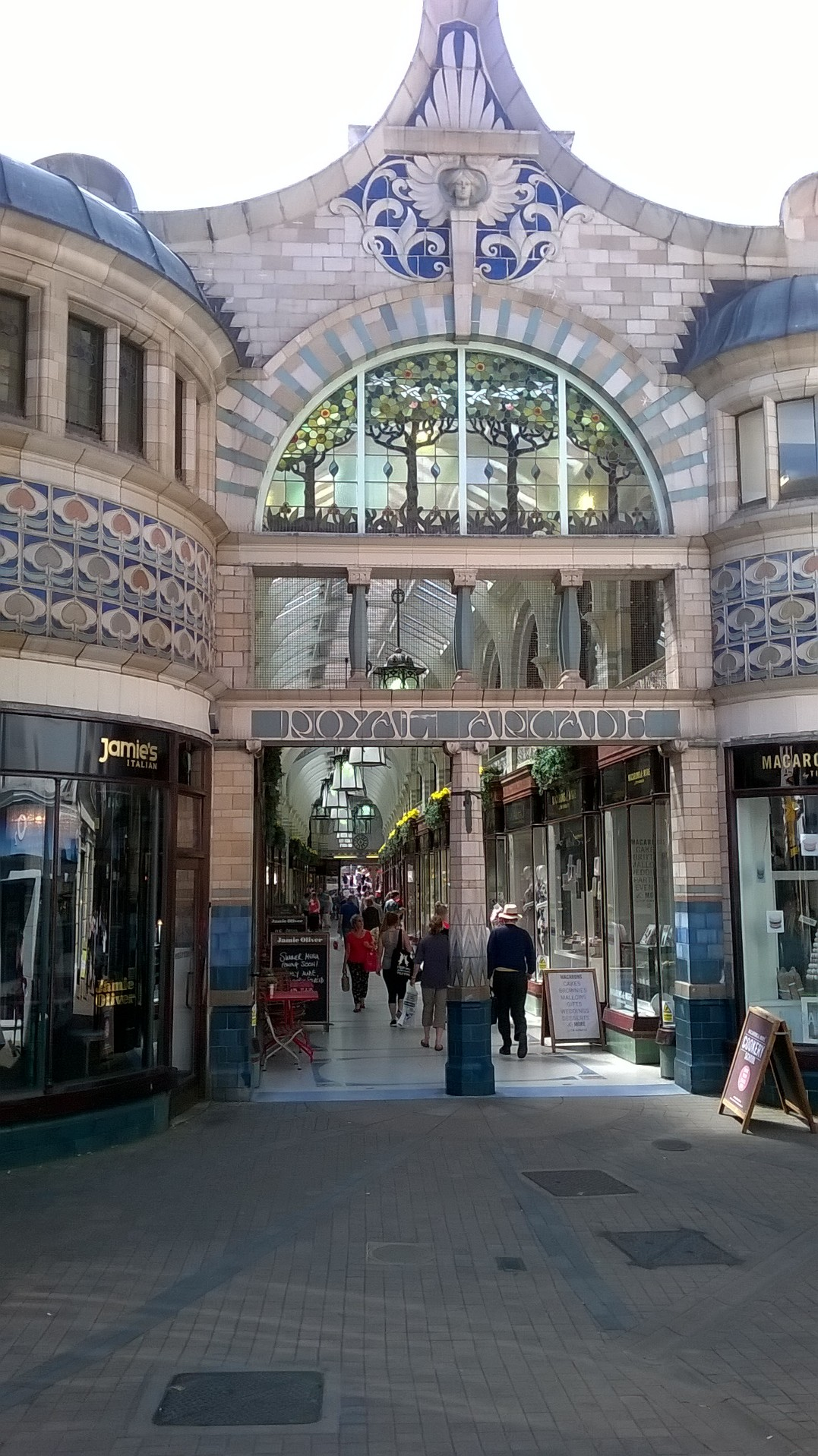 Royal Arcade, Norwich