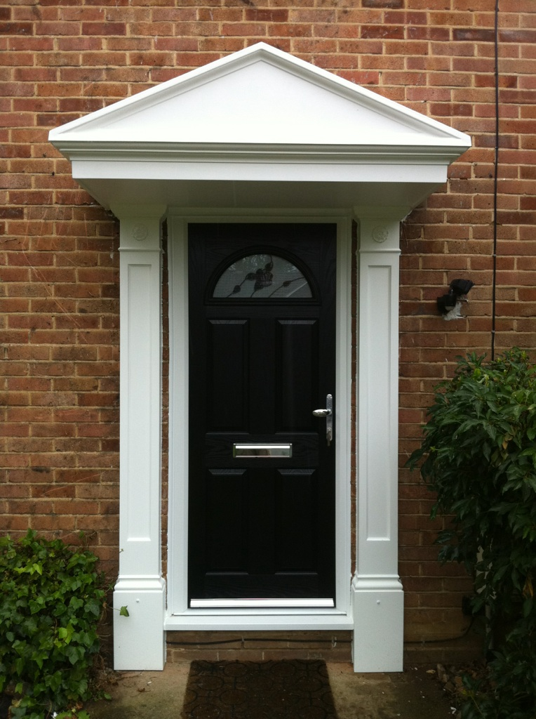 We Can Even Supply And Fit A New Composite Door With Your New Door Surround,  Ask For Details