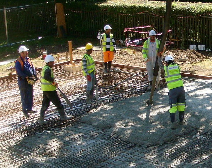 Halmer Formwork Rc Frame And Formwork Contractor