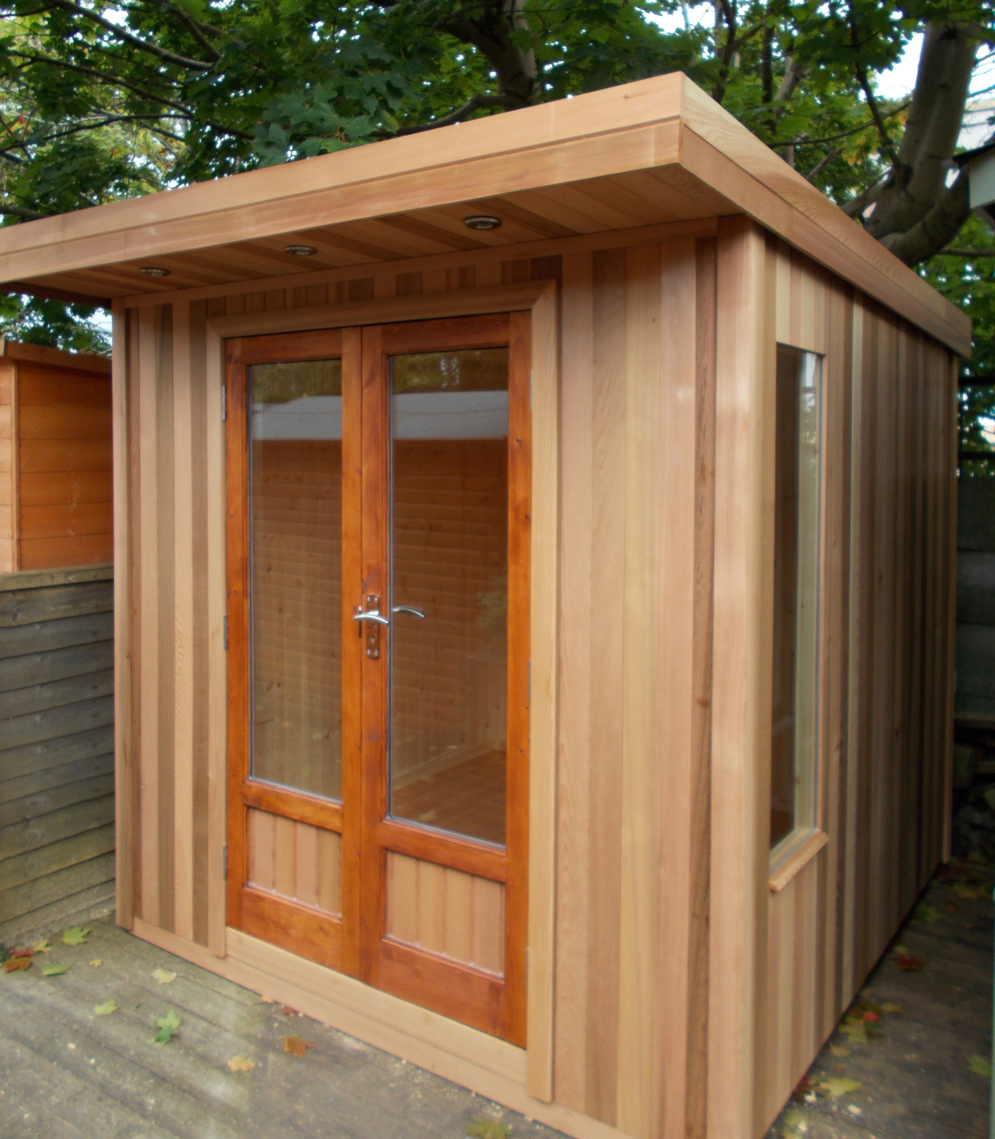 CEDAR  HOME OFFICE