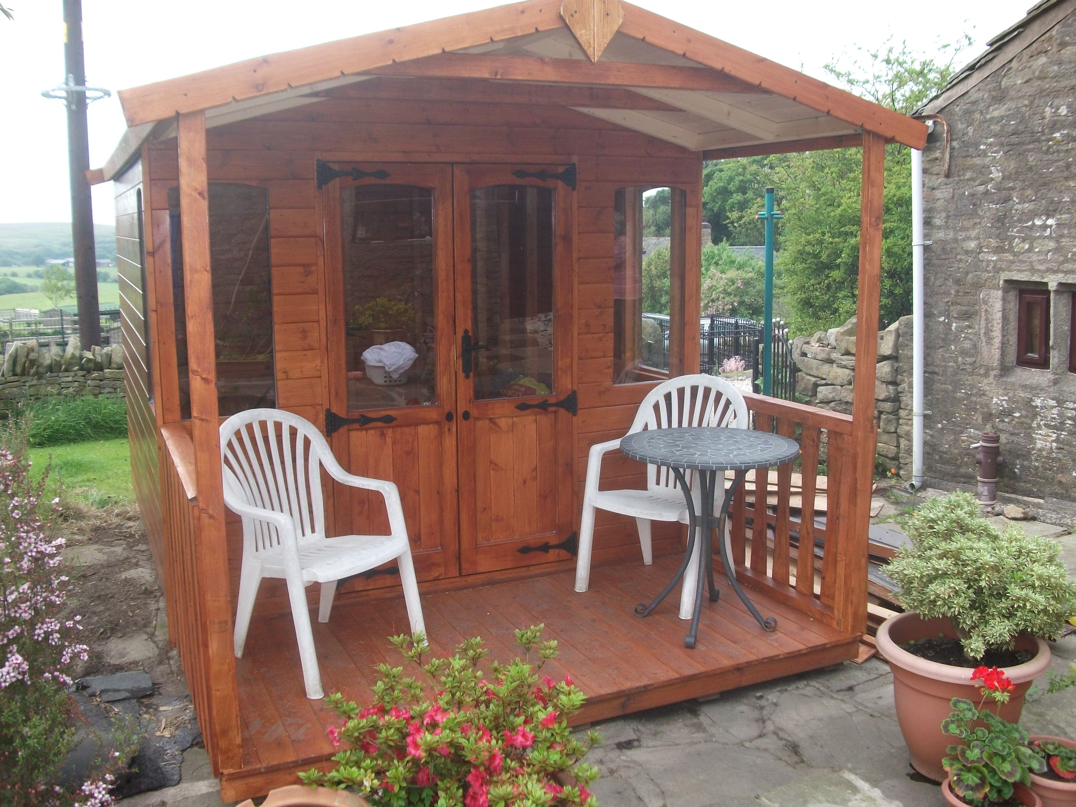 kingfisher ULTIMATE SUMMERHOUSE