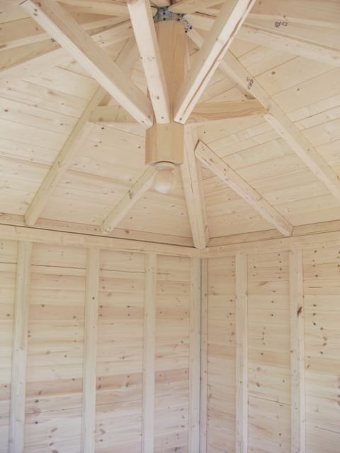 VAULTED CIELING
