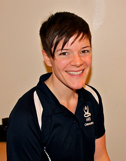 Monica Blackburn - MFB Osteopathy