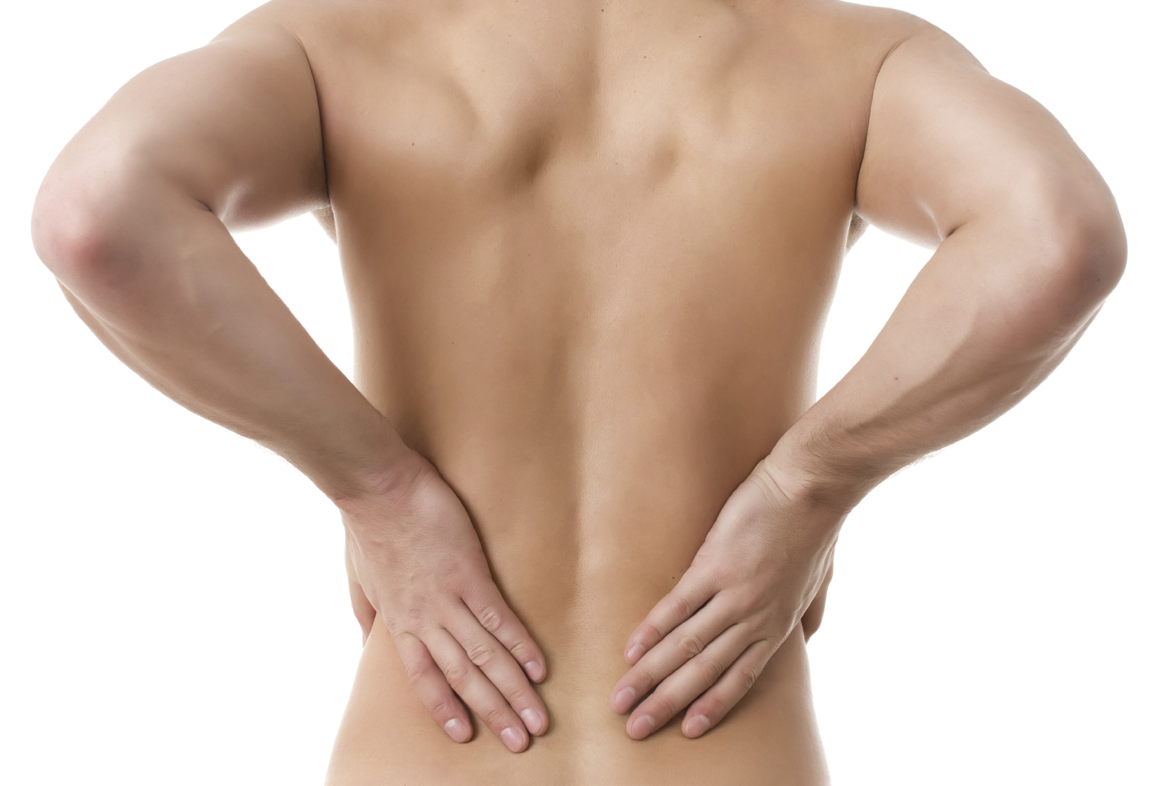 Osteopathy helps relieve back pain