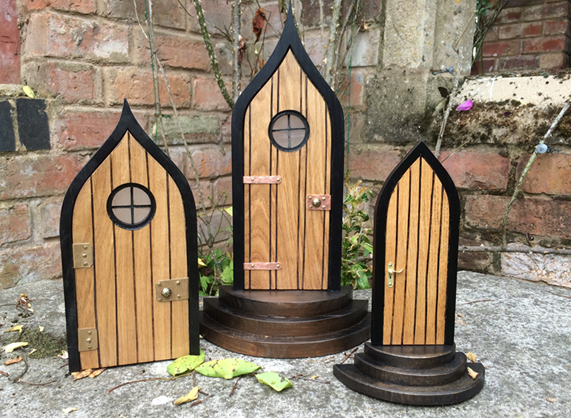 FAIRIES, FAIRY HOUSES, FAIRY DOORS