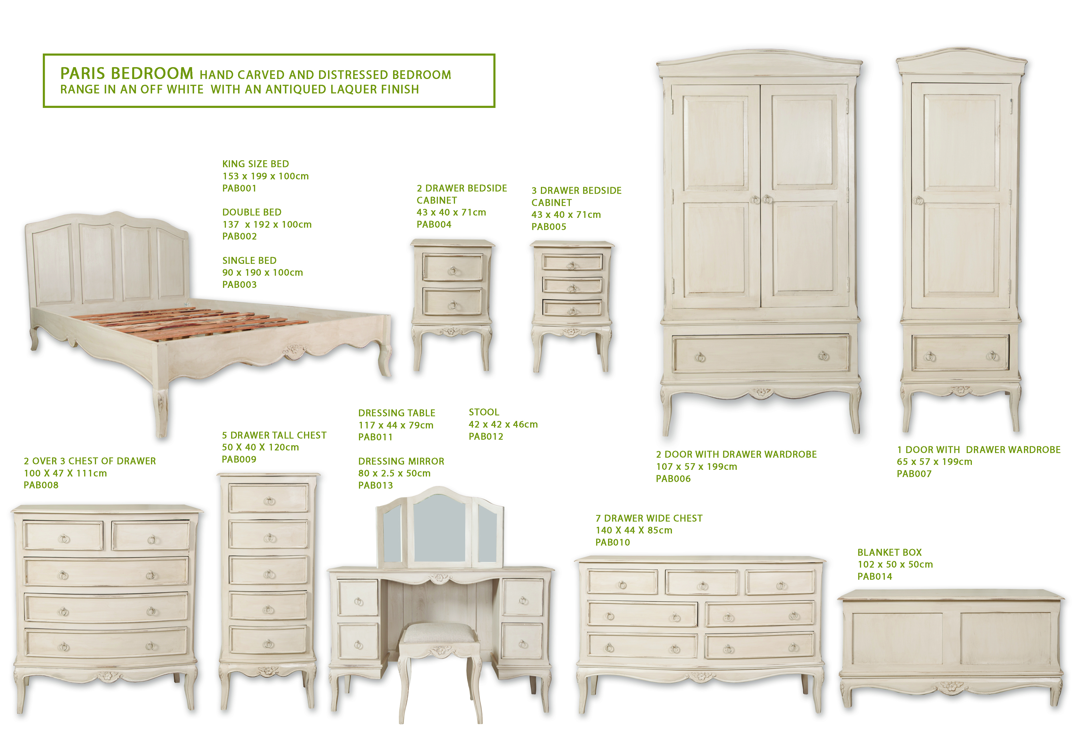 Marseille Bedroom Furniture Home Page