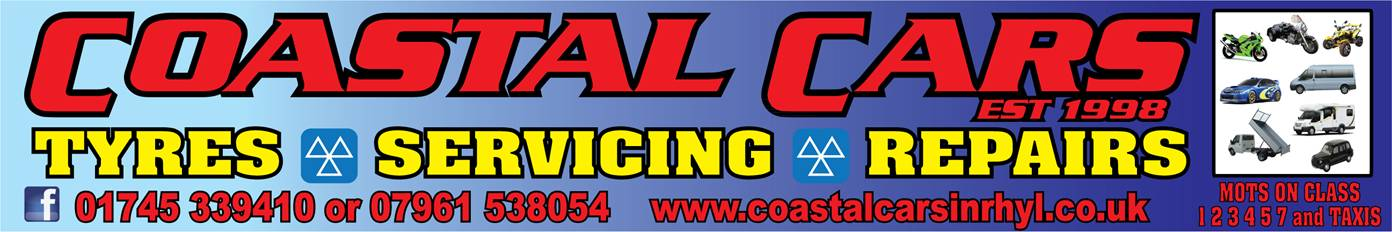 Coastal Cars In Rhyl - 01745 339410