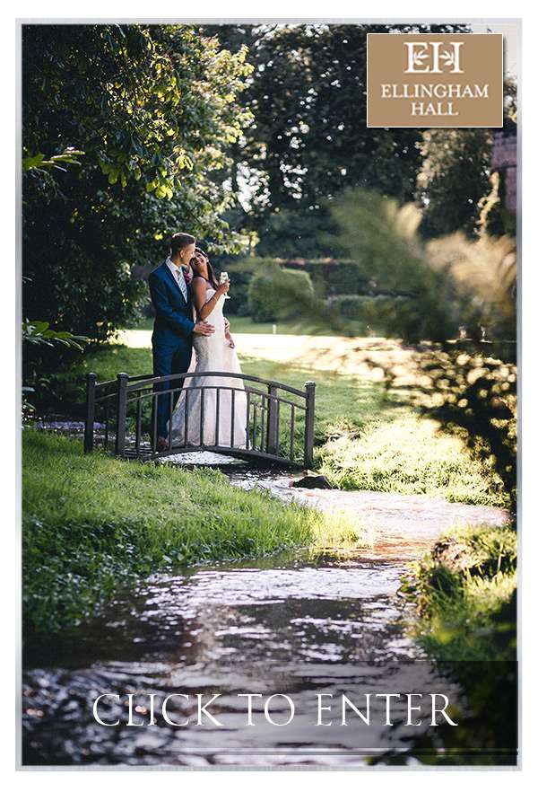 Ellingham Hall Wedding Photographer