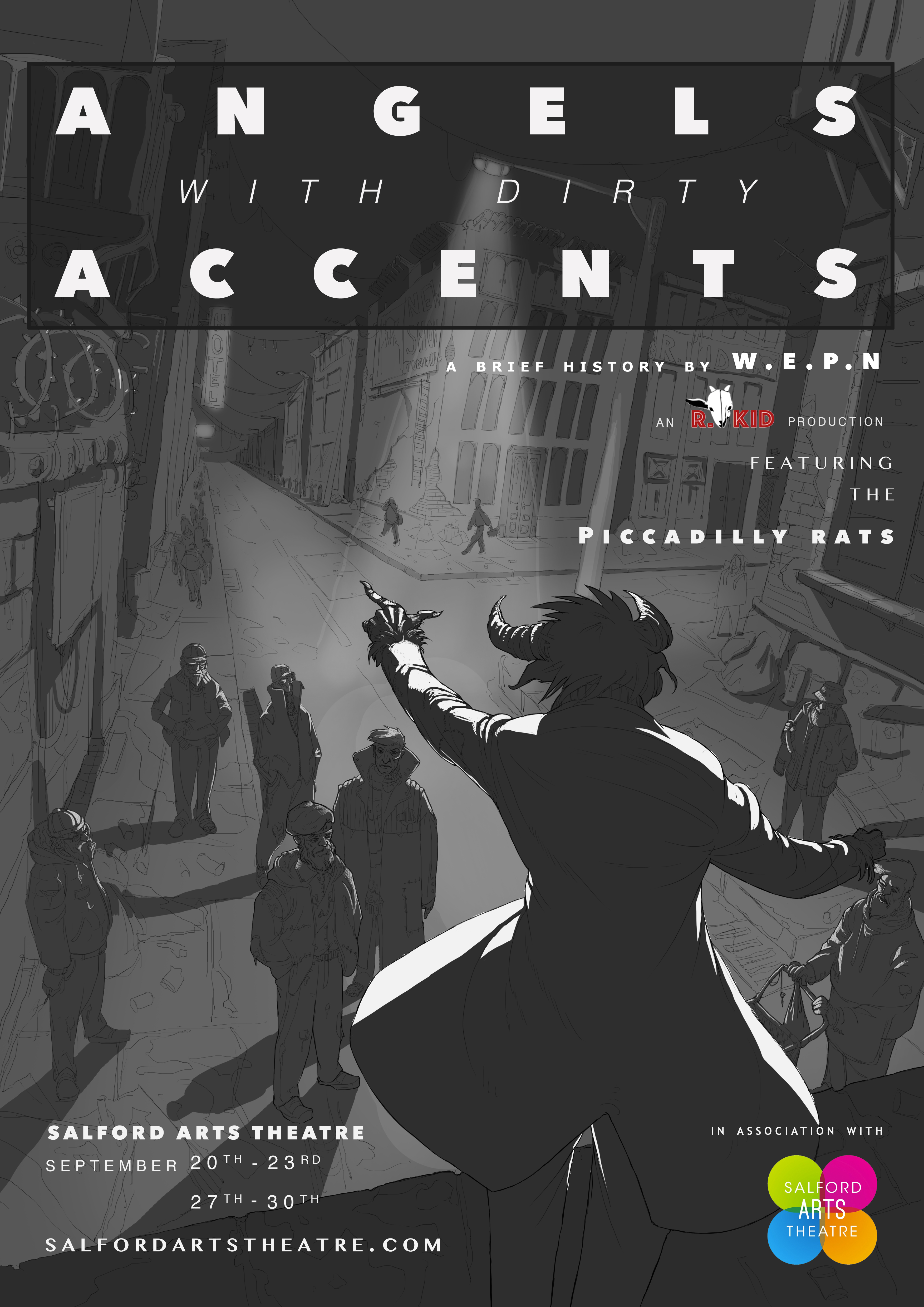 ANGELS WITH DIRTY ACCENTS | R.KID PRODUCTIONS