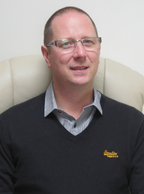 Registered Hypnotherapist Paul Barratt
