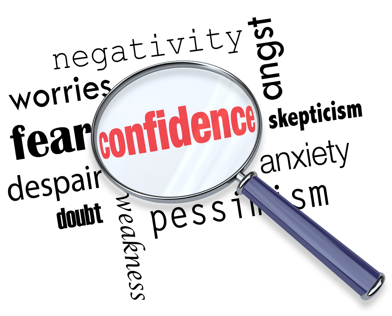 lack of confidence can make improve your confidence