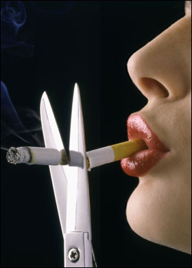Cut out smoking for good