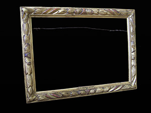 fixed picture frame