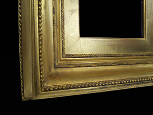 small gilt picture frame
