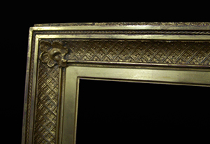 restored picture frame