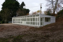 Peticular Pens - Hygienic uPVC Cattery - Acorn Kennels and Cattery