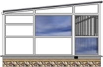 Peticular Pens - Hygienic uPVC Cattery - Acorn Kennels and Cattery Design
